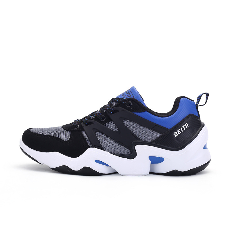 ФОТО New 2017 Air Sneakers Mesh Net Surface Men Running Shoes Tourism Wear Men's Shoes Breathable Mens Sneakers Shoes Sports Men