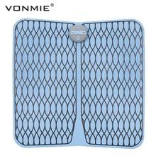 VONMIE ног вибратор Беспроводной миостимулятор ems массажер для ног ABS физиотерапия USB Перезаряжаемые крем десятки