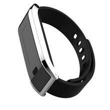 Symrun умный Браслет Bluetooth Smart часы TW07 SmartWatch роскошные кожаные IPS Бизнес наручные часы для смартфонов