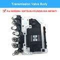 1x блок управления Solenoids RE5R05A корпус трансмиссионного клапана для NISSAN/DATSUN HYUNDAI KIA INFINITI автомобильные аксессуары