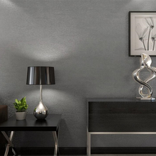 Beibehang Contemporary and contracted plain coloured wallpaper