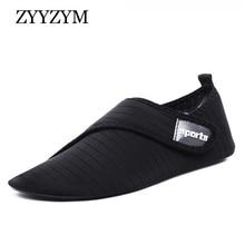 ZYYZYM/мягкая эластичная ткань; Мужская обувь; унисекс; летняя водонепроницаемая обувь; дышащая пляжная обувь; женская обувь для фитнеса