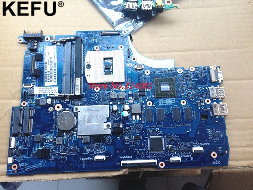 746447-501 746447-001 Laptop motherboard Fit for hp Envy15 HM87 740M/2G Notebook system board laptop motherboard for hp envy15 720565 501 w8std hm87 gma hd5000 ddr3 intel mother board 100