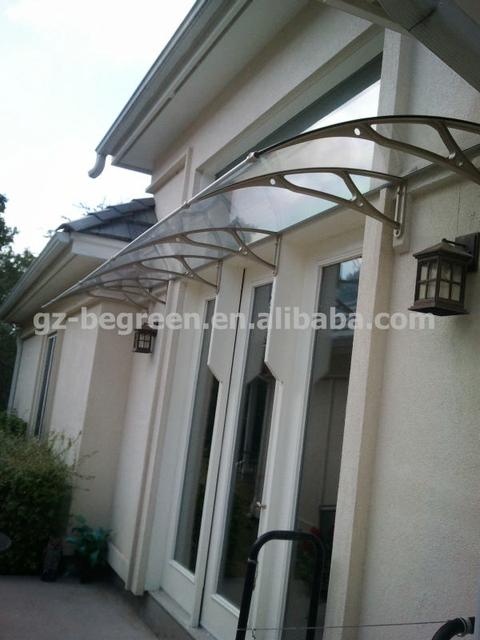 "YP100300 100x300 cm 39 ""x118 Freesky Frete grátis porta da copa, policarbonato toldo, toldos para jardins"