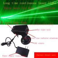 Comprar La estabilidad del módulo láser de 200MW 532nm módulo láser verde cámara de lluvia láser escenario láser accesorios indicador localizador