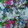 Butterfly Flower Cloth Cotton Printed Cloth Cotton Fabric Table Cloth Cloth Dress Jacket