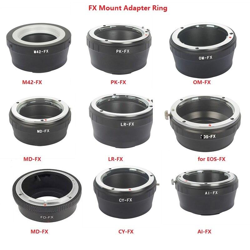 FX adapter rings
