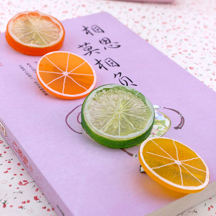 Fruit is hairpin simulation hair accessories, hair bands for free home delivery han edition hair pearl four petals small clip hairpin edge clip a word free home delivery