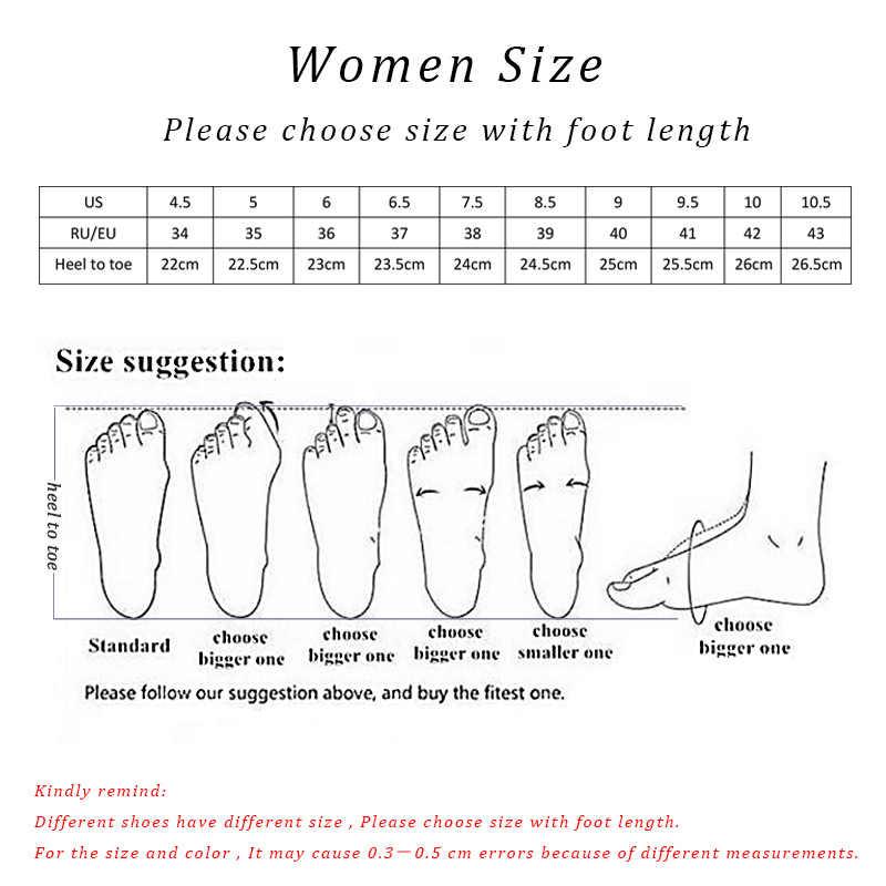 Mùa Xuân, Mùa Thu 2019 Người Phụ Nữ Giày Da Bò Đế Bằng Nữ Trơn Trượt Trên Cho Nữ Momen Mộc Mạch Trà Giày Nữ Lớn Size 35- 44