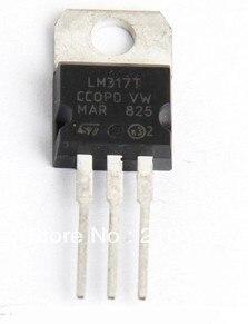 LM317 LM317T Voltage Regulator 1 2V To 37V 1 5A ST
