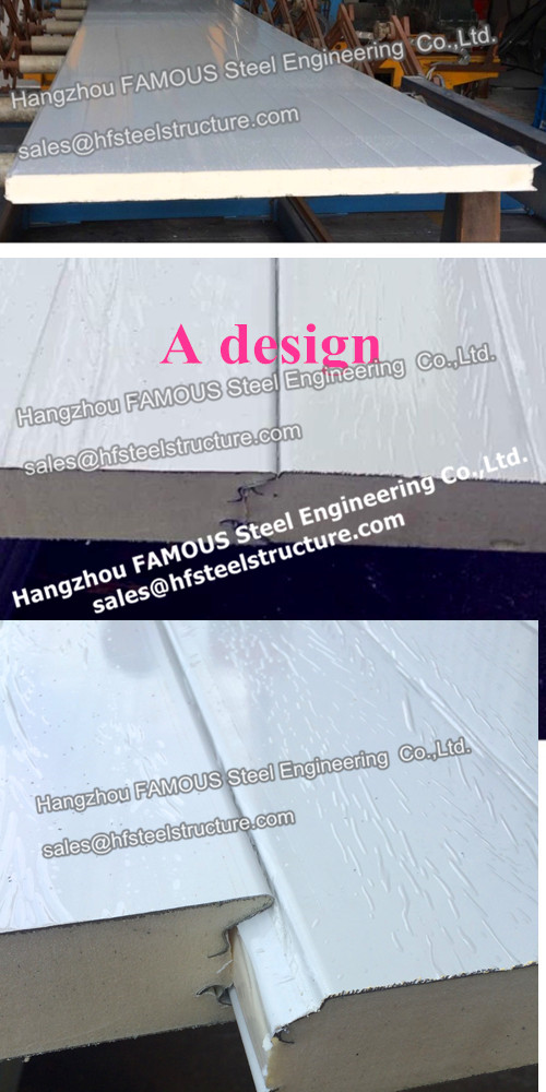 Cold Room Insulation Panels , Walk In Refrigerator , Second Hand Cold Room Panels For Sale