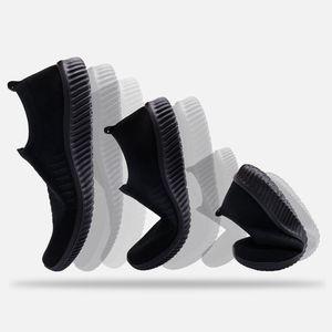 Image 5 - STQ 2020 סתיו נשים מקרית סניקרס דירות נעלי רשת תחרה עד נעלי ספורט Tenis Feminino מוקסין מטפסי אישה שטוח נעלי 003
