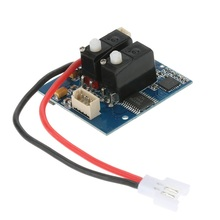 Free Shipping WLtoys 2.4G 3CH F959 Airplane Spare Parts Receiver Board Also Used for A700