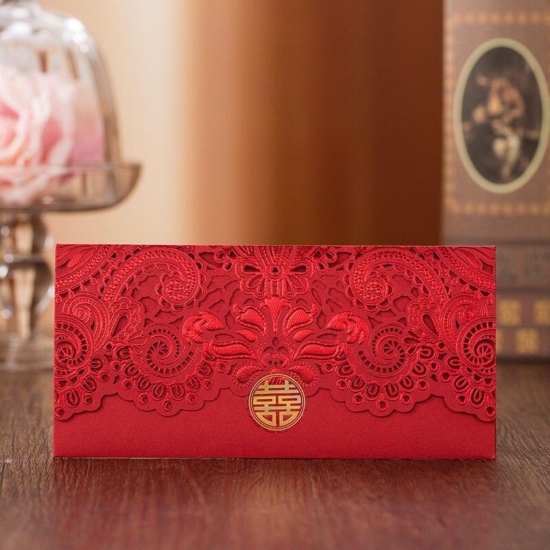 Chinesische hochzeit geschenk geld