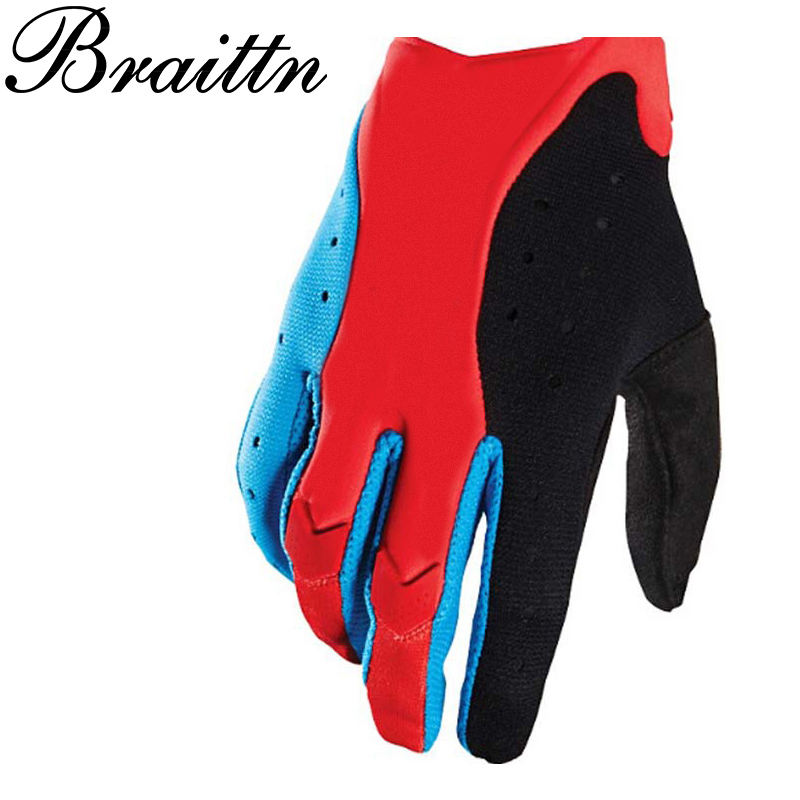 Prix pour BRAITTN Livraison gratuite 2016 Nouveaux produits énumérés hommes antidérapant de cyclisme sismique gants sports de plein air moto gants