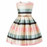 Baby Girl Princess Dress Kids Sleeveless Dresses For Toddler Girl Children European And American Fashion