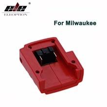 ELE ELEOPTION USB и DC 12 В адаптер для Милуоки 49-24-2371 для M18 литий-ионный Батарея Источники питания