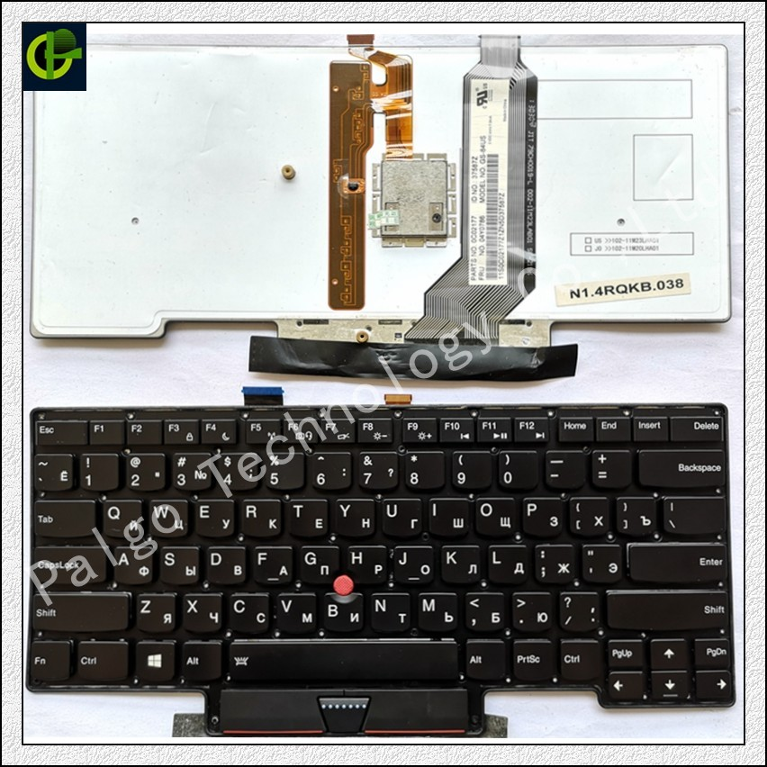 Russian Backlit keyboard for Lenovo IBM ThinkPad X1 Carbon G1 (1st Gen) X1C 2013 GS84 MT 3443 3444 3446 3448 3460 3462 3463 RU new for lenovo thinkpad carbon x1 gen 4 4th x1c 2016 laptop keyboard backlit russian no frame balck