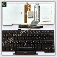 Russian Backlit keyboard for Lenovo IBM ThinkPad X1 Carbon G1 (1st Gen) X1C 2013 GS84 MT 3443 3444 3446 3448 3460 3462 3463 RU