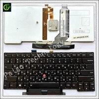 Russian Backlit keyboard for Lenovo IBM ThinkPad X1 Carbon G1 (1st Gen) X1C 2013 GS84 MT 3443 3444 3446 3448 3460 3462 3463 RU