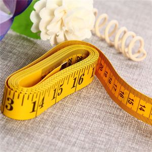 Image 4 - Top Quality Durable Soft 3 Meter 300 CM Sewing Tailor Tape Body Measuring Measure Ruler Dressmaking