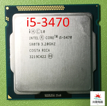 lntel Core I5 3470  I5 3470 i5 3470  3.2GHz Quad Core LGA 1155 L3 Cache 6MB Desktop CPU