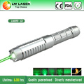 300mw 532nm High Powered Burning Green Laser Pointer 200mw for Sale with 18650 Battery+Al Box+Charger+5 Lens
