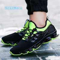 Sneakers Men Shoes Outdoor 2017 Size 36 44 Wedge Sports Shoes Women And Men Running Shoes