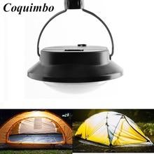 LED Camping Lantern Waterproof Tents lamp Mini Portable Camping Lights Outdoor Hiking Umbrella Night Hanging lamp AAA