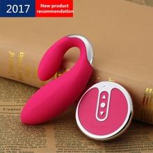 Vibrateurs pour les femmes Silicone Wireless remote control vibrator G spot vibrator Dildo Vibradores para las mujeres clitoris