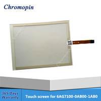 New original Touch screen for 6AG7100 0AB00 1AB0 6AG7100 0AB10 1AA0 6AG7100 0AB10 1AC0 PC IL77 12