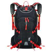 ANMEILU 25L กันน้ำกระเป๋าเป้สะพายหลัง Ultralight กีฬากลางแจ้งขี่ Mountaineering Hydration Water Bag กับ Rain Cover