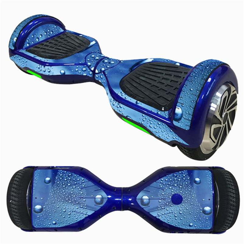 6.5 Inch Self-Balancing Scooter Skin Hover Electric Skate Board Sticker Two-Wheel Smart Protective Cover Case Stickers #FS#4MY29