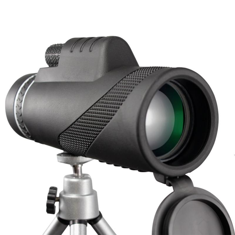 Monocular 40×60 Powerful Binoculars – Zoom Telescope w/ night vision 2