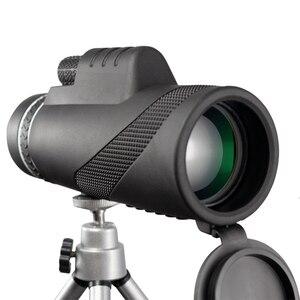 Image 3 - Monocular 40x60 강력한 쌍안경 고품질 줌 그레이트 핸드 헬드 망원경 lll 나이트 비전 군사 HD 전문 사냥