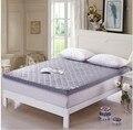 Pillow massagem colchão de casal colchão de fibra de bambu único dormitório topper