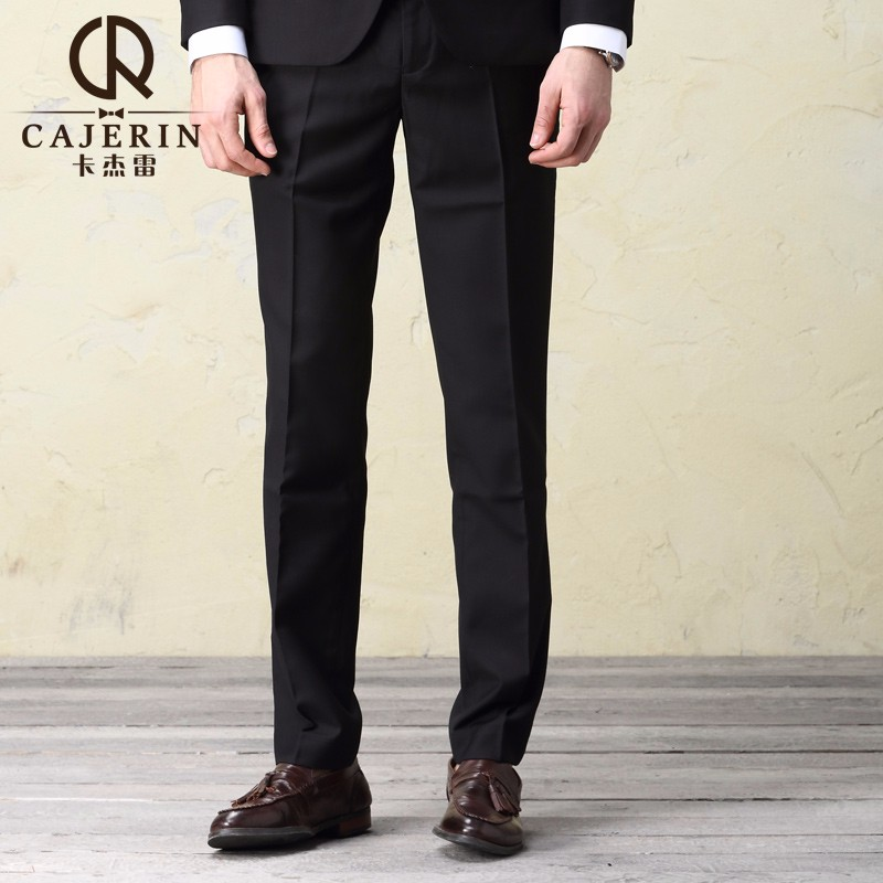 a5f853d168 Pre Sale men formal business wedding black dress suit pants tuxedo dinner  suit pant men slim fit groom prom suit trousers-in Suit Pants from Men's ...