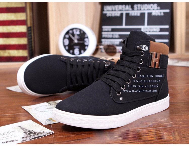 PU Ankle boots warm men boots winter shoes 17 new arrivals fashion flock men shoes 25