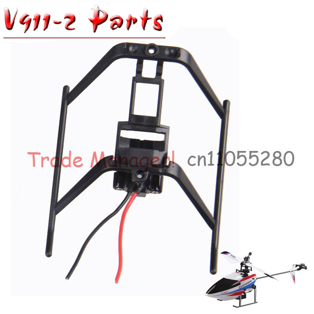 Free shipping v911-2 new wl rc parts Upgrade landing gear rc v911-2 parts v911 Series Accessorie