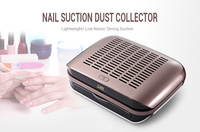 68W Strong Power Nail Suction Dust Collector Nail Dust Collector Vacuum Cleaner Nail Fan Art Salon manicure machine