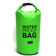 10L Waterproof Bag Ultralight Outdoor 3 Colors Men Women Ocean Pack Drifting Package Swimming Bag Dry Bag