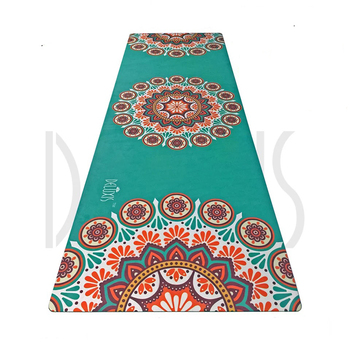 183cm*61cm Natural Rubber Environmental Protection Absorb Sweat Esterilla Non-Slip Lose Weight Exercise Mat Fitness Yoga Mat