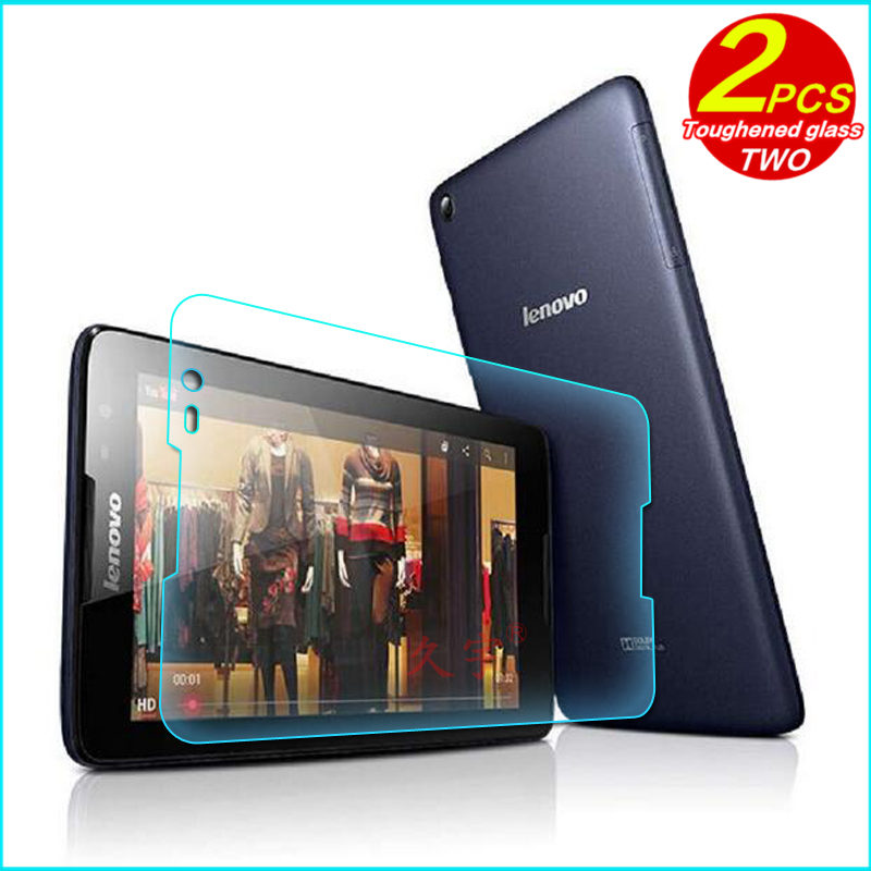 """Tempered Glass membrane For Lenovo A5500 Steel film Tablet Screen Protection Toughened A8 50 Ideatab a5500 Case A8 50 glass 8.0""""