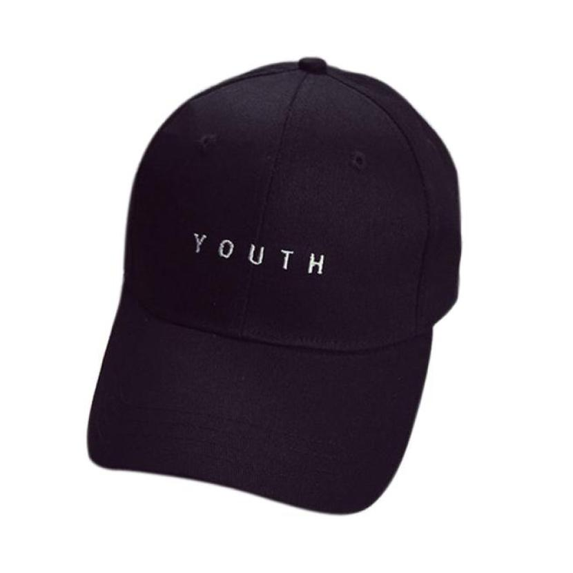 JAYCOSIN 2018 Newly Design Embroidery YOUTH Letter Summer Hat Casual Snapback best   Baseball     Caps   j9