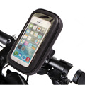 Bicycle Mobile Phone Holder Waterproof Case Bag Stand Support for iPhone 5 6 6s 7 Plus Samsung S5 S6 Motorcycle Bike Holder