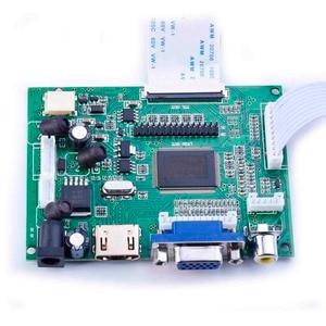 Image 4 - 8 นิ้วรถ DRIVER HD HDMI สำหรับ Raspberry PIE จอแสดงผล Kit 4:3 1024X768