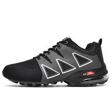 Giyu New Orange Shoes Zapatos Hombre Sneakers Men Speed Cross 4 CS III Sapato Masculino Speedcross Sport Running 39-47