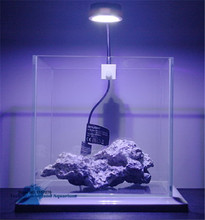 Compare Prices ZETLIGHT ZN1010/ZN1020 3W 100-240V Aquarium LED Light For Marine Aqua Salt Water Coral Tank And Plant Tank