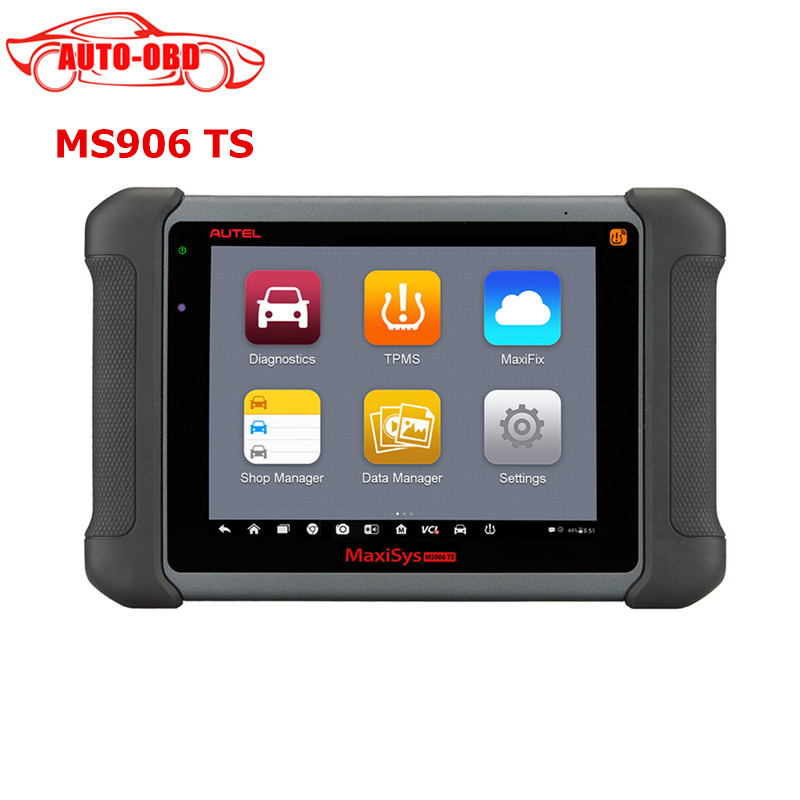 AUTEL Car scanner MaxiSys 8 MS906 TS Android 4 4 2 OS Free Online Update Full