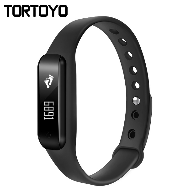 C3 Smart Band Fitness Bracelet Sports Tracker Pedometer Calorie Sleep Monitor Wristband for Android iPhone Xiaomi